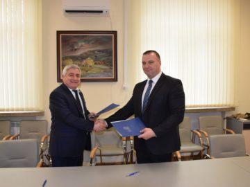 """Подписано е споразумение за сътрудничество между Русенския университет и Главна дирекция """"Изпълнение на наказанията"""""""
