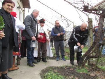 Кметът на Община Сливо поле Валентин Атанасов: Да си пожелаем една благодатна и спорна година и нека Свети Трифон да ни дари с богата реколта!