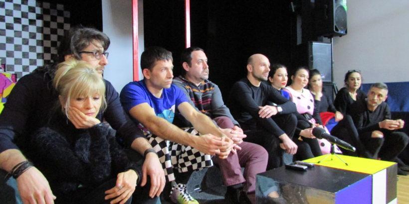 """Кукленият театър представя премиерата на """"Криворазбраната цивилизация"""""""