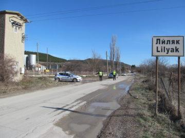 483 МПС са проверени по време на операция в областите Русе, Търговище и Силистра