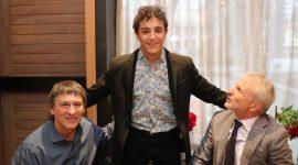Борбата в звезден тим с легенди и на купон по случай европейския удар на майка България на първенството в Рим