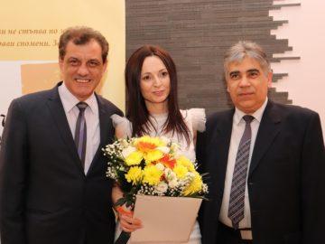 Мария Иванова - Богомила представи дебютната си стихосбирка