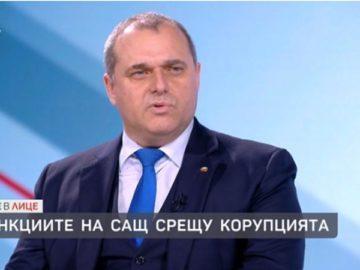 Искрен Веселинов: Санкцията на САЩ към съдия Миталов е сигнал за проблемите в системата