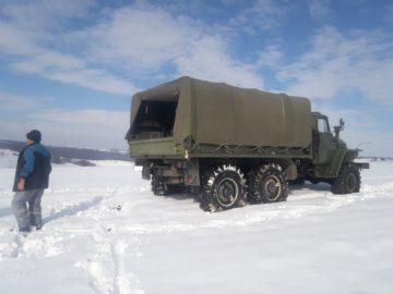 Зимната обстановка остава сложна само в Община Борово