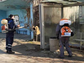 Необходими са доброволци за обеззаразяването на Русе