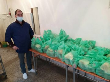 Дезинфекция, помощ за възрастните и променено тролейбусно разписание в Русе в борбата срещу коронавируса