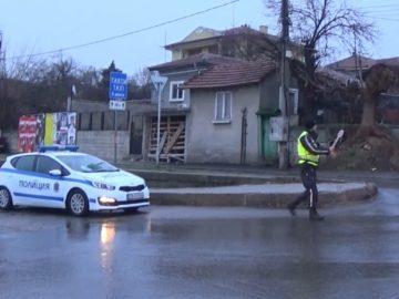 Мащабна полицейска акция се провежда тази сутрин в няколко русенски квартала