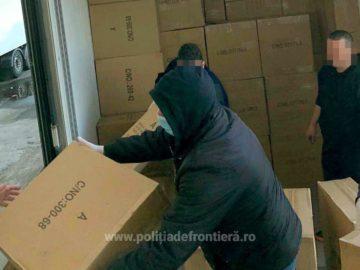 Осуетено е контрабанда на фалшиви обувки за 1.1 млн. евро на Дунав мост 1