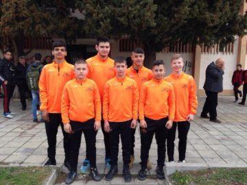Две отборни титли и осем медала за ТСК – Русе на държавното отборно първенство