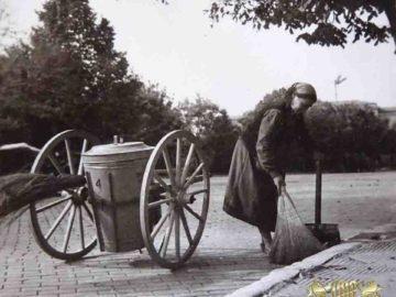 Как Русе се е справял с почистването на улиците през 50-те години на ХХ век