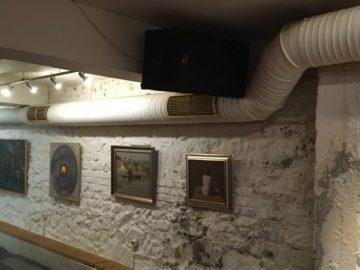 19 картини от фонда на Русенската художествена галерия са подредени в галерия U P.A.R.K.