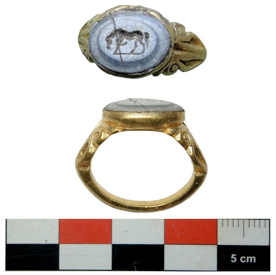 """Представиха резултатите от разкопките на римската крепост """"Тримамиум"""""""