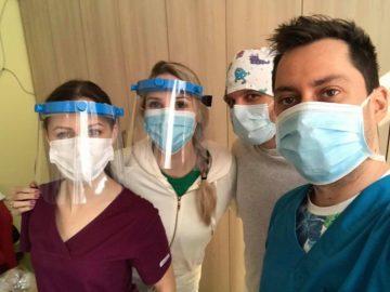 В Русе ще правят шлемове за медицински работници. на 3D принтер