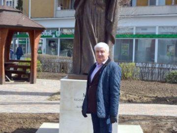 Паметник на Кралица Мария бе открит в Гюргево