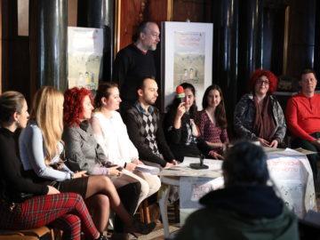 """Образователният спектакъл за деца """"Пътуване по ноти"""" ще бъде представен премиерно в Русе"""