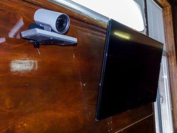 Съдебна зала в Окръжен съд - Русе се оборудва с видеоконферентна връзка