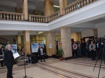 """Постерна изложба ще представи реализираните в Русенския университет проекти по Фонд """"Научни изследвания"""""""