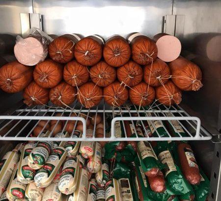 салами в хладилник