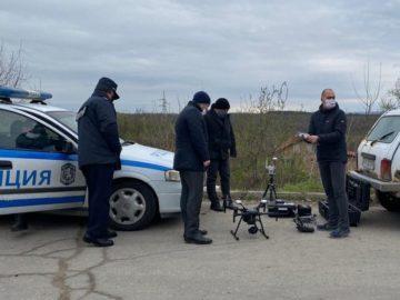Oбщина Русе следи за сигурността в града с дронове