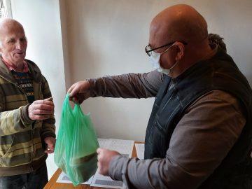 Зам. кметът Енчо Енчев посети социалната трапезария в Русе