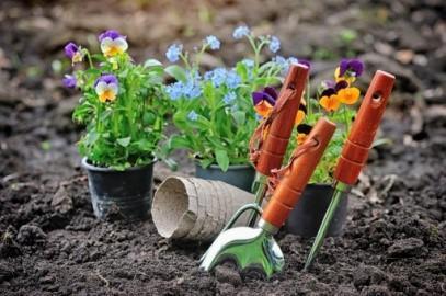 градина инструменти