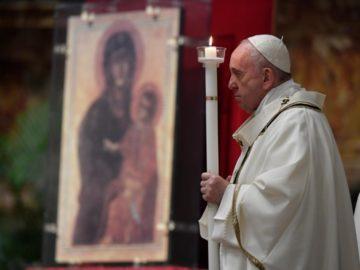 папата великден рим