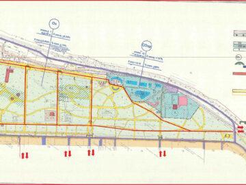 парк на младежта карта