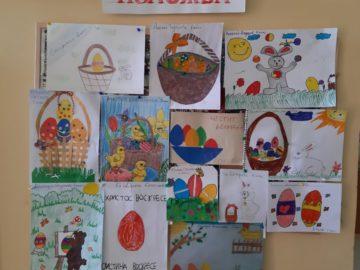Великденски мотиви грейнаха в изложба в Долна Студена