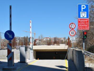 Безплатно паркиране в Русе до 13 май