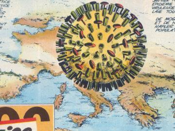 Едно пророчество от света на комиксите