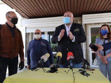 Красен Кралев: Предвиждаме двойно да се увеличи държавната помощ за спортните клубове през идната година