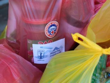 Стотици русенски семейства получават хранителни пакети преди Великден