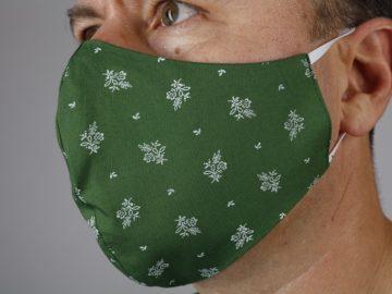 Българска фирма започна производство на водонепромокаеми маски за лице