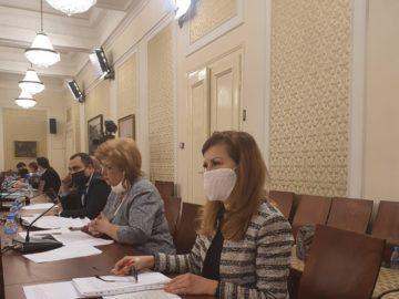 Народният представител Светлана Ангелова предложи важни изменения при сключването на трудовите договори по чл. 114а от КТ