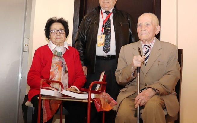 Русенецът Васил Петров чества 100 години от раждането си