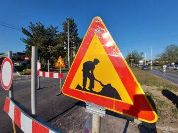 """От 11 до 30 май част от северното платно на булевард """"Липник"""" ще е затворено за движение"""