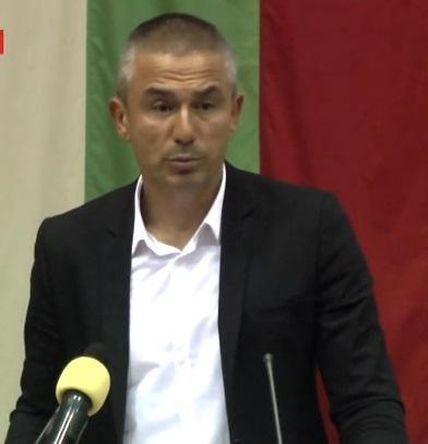 Симеон Симеонов: Възнагражденията за 22 футболисти и 5 треньора възлизат на 910 хил. лева за година