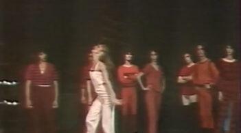 балет репетицията 1985