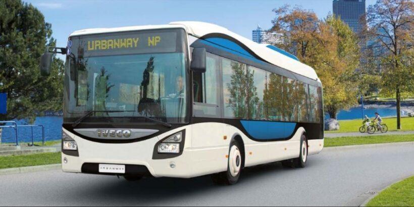 градски автобус гюргево