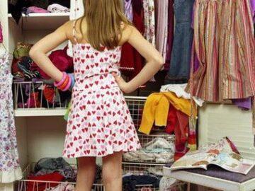 хаос дом гардероб
