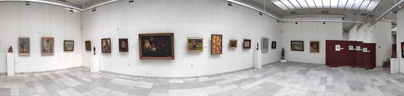 """Започна проектът """"Изработка на художествени витрини и популяризиране на визуалното изкуство в художествена галерия – Русе"""""""