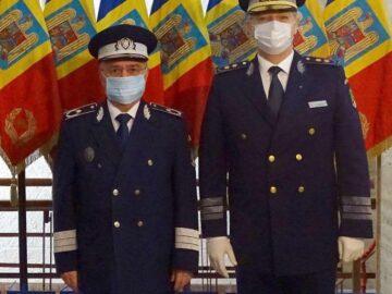 Нов ръководител на Териториалния инспекторат на гранична полиция в Гюргево