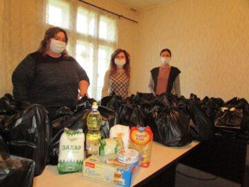 Народният представител Светлана Ангелова и ГЕРБ - Две могили продължават с блоготворителните инициативи