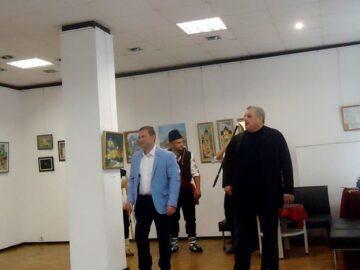 """Пенчо Милков откри изложбата """"Русе моят град"""""""