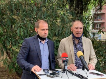 Общинският съветник Бедрос Пехливанян отправи питане към кмета на Община Русе за нова структура на общинската администрация