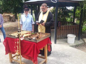 Молебен за здраве и благоденствие бе отслужен в Новград