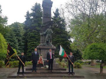 ВМРО почете Деня на Русе, Деня на храбростта и празника на българската армия