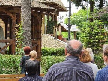 Първа религиозна служба се състоя в Гюргево след отмяната на извънредното положение на 15 май