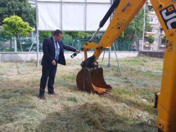 Започна изграждането на два центъра за социални услуги в Русе