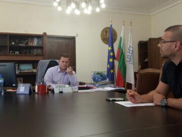 Проведе се редовната приемна на кмета на Община Русе и неговите заместници